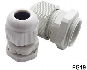 Cable gland PG 19