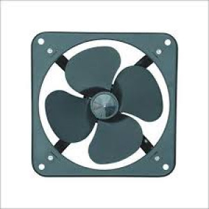 "Exhaust fan 12"" Metal"