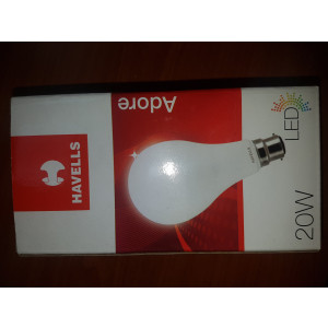 Havells Adore E-27 20-Watt LED Lamp
