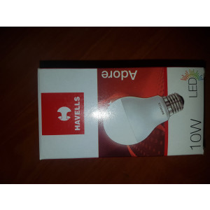 Havells Adore E- 27 10-Watt LED Lamp
