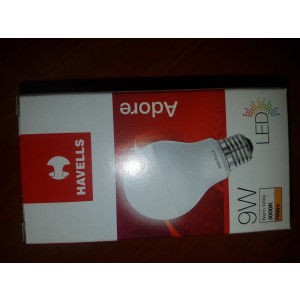 Havells Adore E- 27 9-Watt LED Lamp