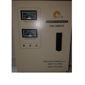Stabilizer 5 KVA ( Power booster)