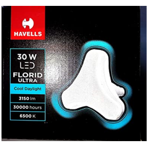 Havells 30 Watt LED Florid ultra (B-22)