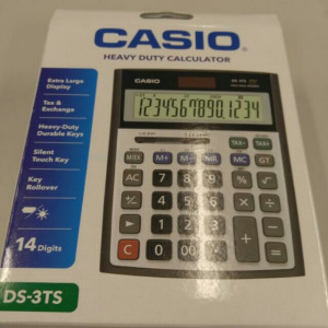 CASIO 14-Digit Calculator