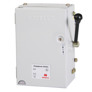 Havells 200amp change over