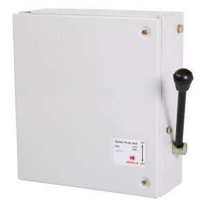 Havells  63 amp T P & N Switch