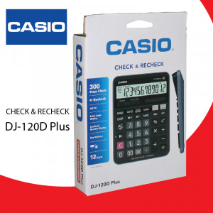 CASIO 12-Digit Calculator