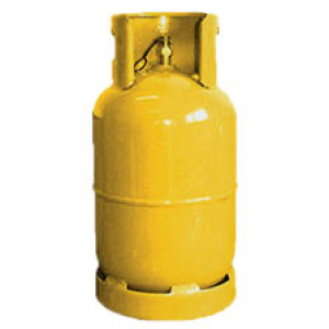 12 kg Afri Gas inclusive of cylinder