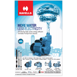Havells Water Pump 0.5HP