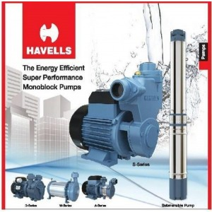 Havells Submersible Pump 1.5 HP