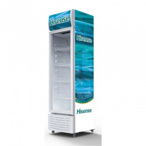 Hisense Showcase Chiller single door
