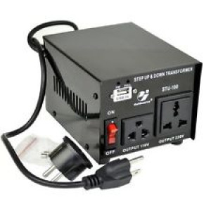 Step up & Down Transformer 1500 W