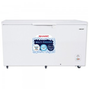 250 Ltr Chest Freezer Sharp