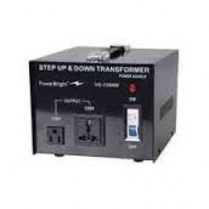 Stepup & down transformer 2000 W